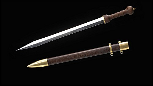 Gladius Roman Sword European Sword 1095 High Carbon Steel Functional Sharp-Ryan1223