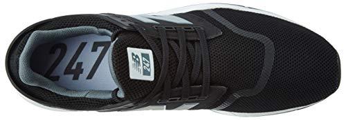 Nero 247v2 black New Sneaker Ff Uomo Balance silver 15wP5Iq