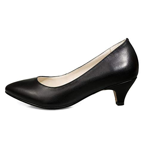 1to9 Mms06433 Con Negro Mujer Sandalias Cuña SxPnqOxFT
