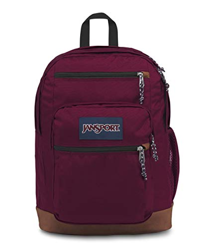 (JanSport Cool Student Backpack Russet Red)