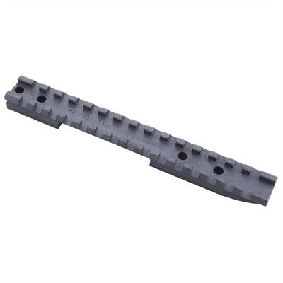 Nightforce One-Piece Remington 700 Short Action Steel Bases w/ 20 MOA from NIGHTFORCE