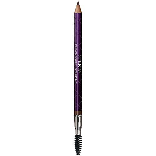 BY TERRRY Crayon Sourcils Terrybly Eyebrow Pencil Definer, No.2 Ash Brown, 0.04 Ounce