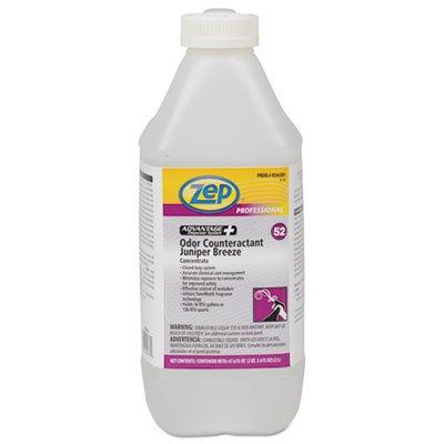 Concentrated Odor Counteractant, Juniper Breeze, 67.6 Oz Bottle, 4/carton
