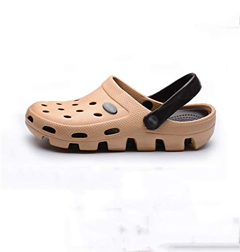tendenza Pantofole estate da morbido 2 baotou fondo pantofole sandali WFL da spiaggia uomo scarpe buco uomo donna antiscivolo interni e paio qtPxd
