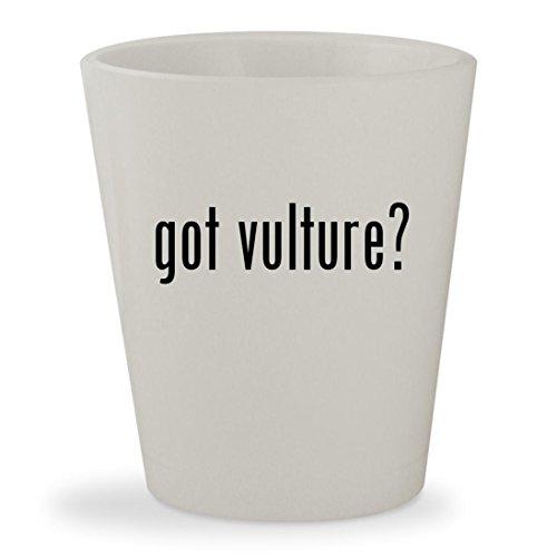Snoopy Costume Party City (got vulture? - White Ceramic 1.5oz Shot Glass)