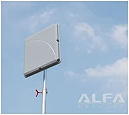 Alfa Network APA-L2419 - Antena Exterior, 19 dBi, 2.4 GHz ...