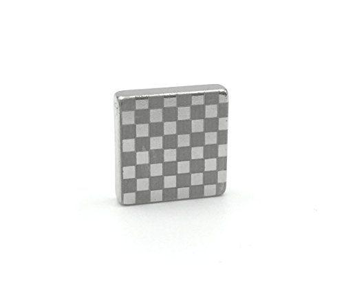 Checkmate Magnet - Tie Mags Men's Checkmate, Magnetic Tie Clip
