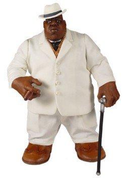 Price comparison product image Music Mezco Toyz Rap Stars Action Figure Notorious Big (Biggie Smalls) In White Suit by MUSIC