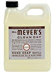 (Mrs. Meyers Mrs. Meyers Clean Day Hand Soap Refill, Lavender 33 Oz (pack Of 2))