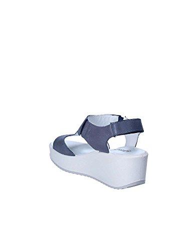 1176 Wedge IGI Blue 38 Women Co Sandals pE5nzzB8fq
