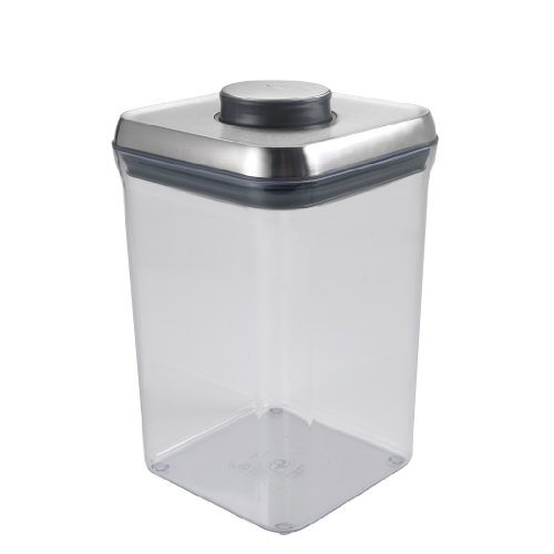 plastic display canister - 6