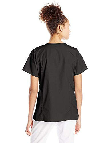 WonderWink Women's Origins Kilo Short-Sleeve Front-Zip Top