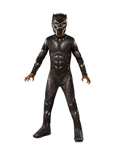 Rubie's Marvel: Avengers Endgame Child's Black Panther Costume & Mask, Small