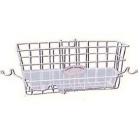 Snap-On Walker Basket For Folding Walkers by MOBILITY ELECTRONICS
