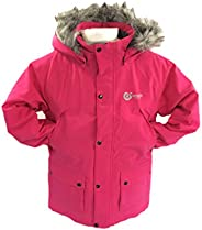 sprouts active Girls Down Parka Jacket