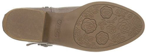 Carlos by Carlos Santana Laney Damen US 8 Grau Mode-Stiefeletten