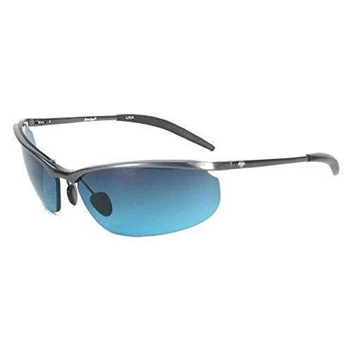 SOLAR BAT AL SR Leverage Gunmetal Sunglasses ()