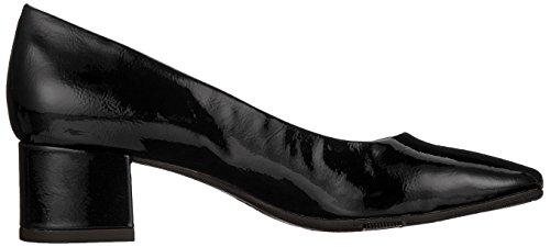 Black Jana Femme Patent 22302 Noir Escarpins PqYgRq1