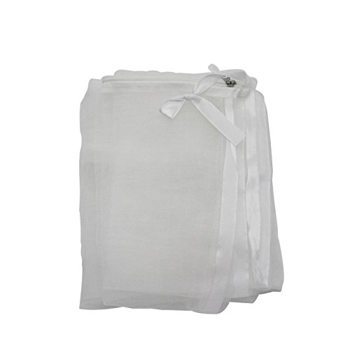 Netting - Insect/Bird Netting - Plant Cover with Zipper Closure 47