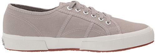 Superga Unisex 2750 Cotu Grey Sage Classic Sneaker - 36 M EU / 6 B(M) US Women / 4.5 D(M) US Men