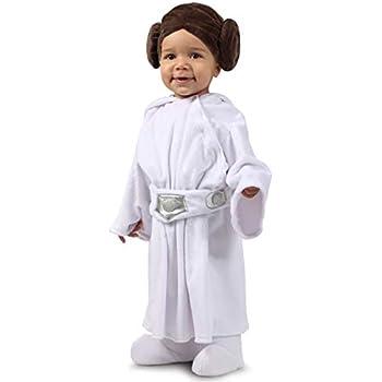 Amazon.com: Disfraz de Star Wars de la princesa Leia, bebé ...