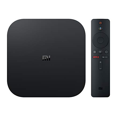Xiaomi Mi Box S 4K HDR Android TV Remote Streaming Media Player New