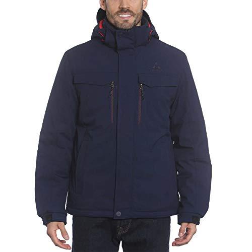 - Gerry Men's Nimbus Tech Jacket (L, Navy)