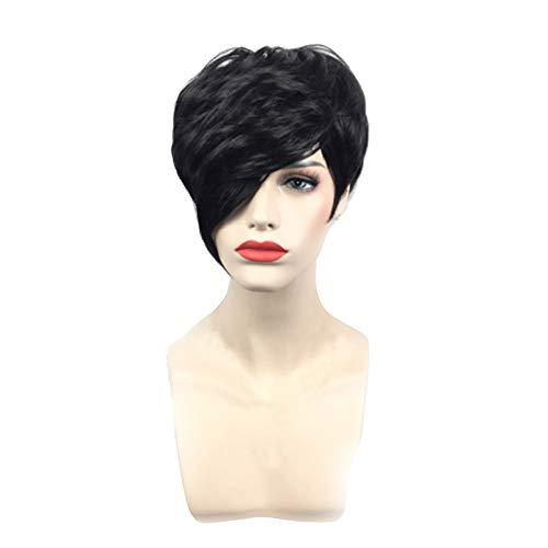 - Topgee Short Wigs Human Hair Human Hair Short Pixie Cut Wigs For Women Wigs Human Hair Natural Color 30cm
