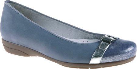 Ara Womens Selena Lichtblauw