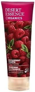 product image for Red Raspberry Shampoo For Shine Enhancing Desert Essence 8 oz Liquid