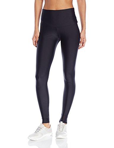 Onzie Women's High Rise Legging Pants, Black, M/L