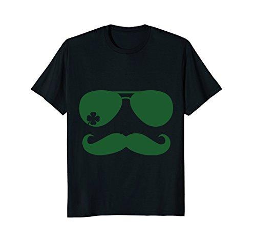 (If You Mustache I'm Drunk! Funny Saint Patricks Day T-shirt)