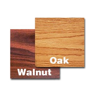 Oak Street Manufacturing OW2424 Two Sided Square Tabletop, for sale  Delivered anywhere in USA