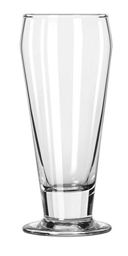 Libbey 3810 Footed Beers 10 Ounce Ale Glass - 36 / CS