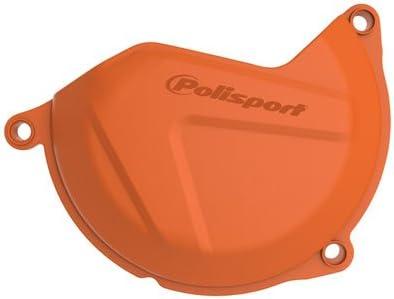 Polisport Clutch Cover Protection KTM Orange for KTM 500 XC-W 2012-2016