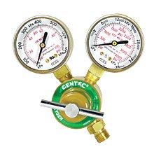 Gentec 710X-80 Light/Medium Duty Oxygen Compressed Gas Regulator