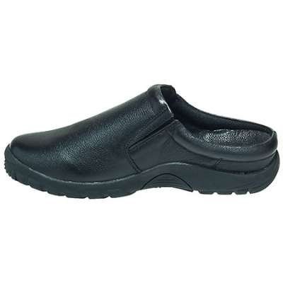 Spring Step Shoes Men's Black Blaine Slip On Professional Non Slip Work Shoes by Spring Step (Image #2)