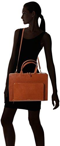 Royal Republiq Galax Day - Shoppers y bolsos de hombro Mujer Marrón (Cognac)