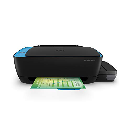 HP Ink Tank 419 WiFi Colour Printer, Scanner and Copier for Home/Office, High Capacity Tank (15,000 Black and 8000…