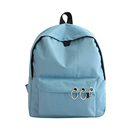 Amazon.com: mochilas Mujer Canvas Bag Female Korean Backpack for Women School Student Teenage Girl Mochila Escolar: Kitchen & Dining