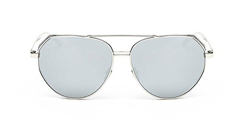Comprimés polarisées vintage lunettes en du style métallique cercle soleil de rond inspirées Mercure retro de Lennon OBqE0Bxw