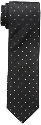 Dockers Men's Big-tall Dockers Extra Long Men's Fulton Street Dot 100% Silk Tie (xl 63