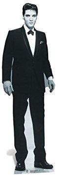Elvis Presley Cardboard Cutout Life Size Standup Tuxedo -