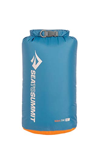 (Sea to Summit eVAC Dry Sack,Blue,13-Liter)