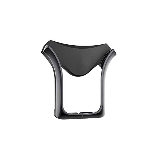 HOngliuey Car Phone Holder Interior Decoration Phone Bracket Universal Car Air Vent Mount U Type Gravity Stand Holder for Mobile Phone GPS - Black