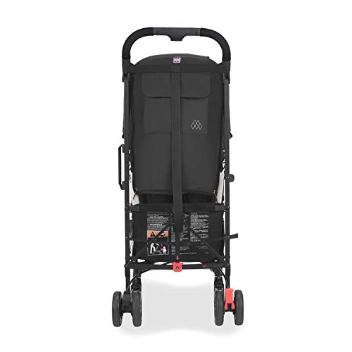 Maclaren Quest Arc Stroller- ideal for newborns up to 55lb with extendable UPF 50+/waterproof hood, multi-position seat and 4-wheel suspension. Maclaren Carrycot compatible. Accessories in the box