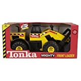 """Tonka: """"Mighty Front Loader"""" - Steel 21"""" Construction Vehicle"""