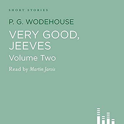 Very Good Jeeves, Volume 2 (Audio Download): P  G  Wodehouse