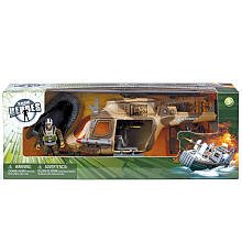 True Heroes Sentry Outpost Playset - Helicopter