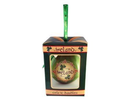 Irish Christmas Bauble ()